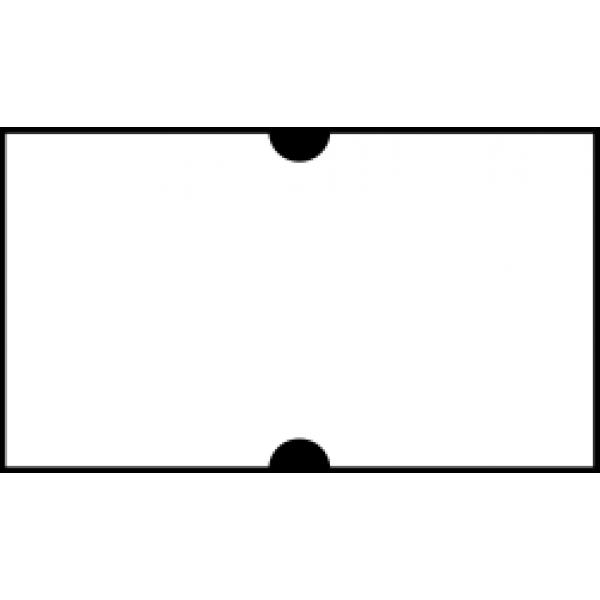 21Χ12 Αυτοκόλλητες Ετικέτες Ετικετογράφου - Ρολό 1000τεμ - Κιβώτιο 50 Ρολών