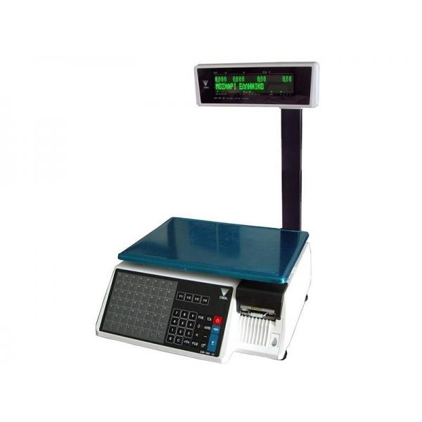 DIGI SM-100 PCS PLUS Ηλεκτρονική Ζυγαριά Ετικέτας